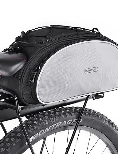 povoljno ljetni popust-Rosewheel 13 L Bike Trunk Bags Zamišljen Vodootporno Build-u čajnik Bag Torba za bicikl Poliester Torba za bicikl Torbe za biciklizam Biciklizam / Bicikl
