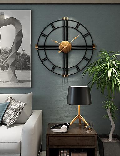 """preiswerte Dekoration für Zuhause-Moderne zeitgenössische Modisch Kunststoff und Metall Kreisförmig Drinnen 20"""" x 20"""" (50cm x 50cm) 24"""" x 24"""" (60cm x 60cm)"""