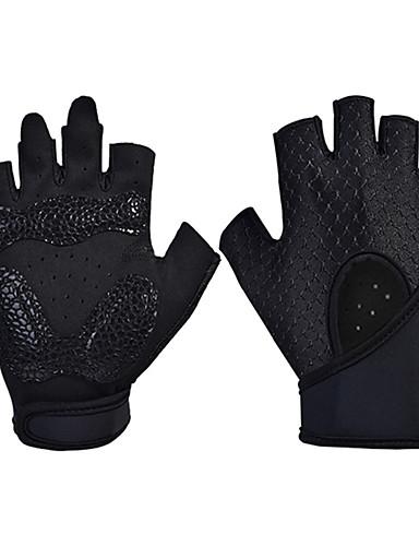 povoljno Vježbanje, fitness i joga-BOODUN Zaštitnu opremu Rukavice za vježbanje Lycra spandex Rastezljiva Potpuno zaštita od dlake i dodatni zahvat Prozračnost Sposobnost Vježbati Za Dječaci Djevojčice prst ruke
