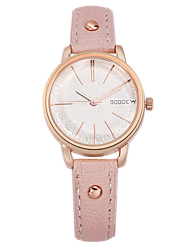 40d8a19b21 Women's Dress Watch Wrist Watch Quartz Leather Black / White / Red Casual  Watch Cool Lovely. Photo by Supplier