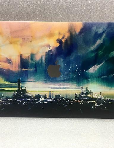 [$24 99] MacBook Case Oil Painting PVC(PolyVinyl Chloride) for New MacBook  Pro 15-inch / New MacBook Pro 13-inch / New MacBook Air 13