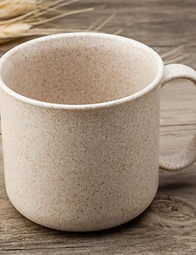 preiswerte Becher & Tassen-Trinkgefäße Tassen & Tassen Kunststoff Wärmeisoliert / Niedlich Lässig / Alltäglich