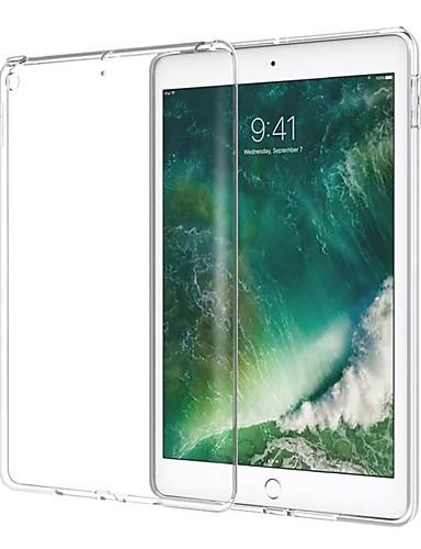 กรณีสำหรับ apple ipad mini 4 ipad mini 5 บางเฉียบปกหลังใส tpu นุ่มสำหรับ ipad mini 3/2/1