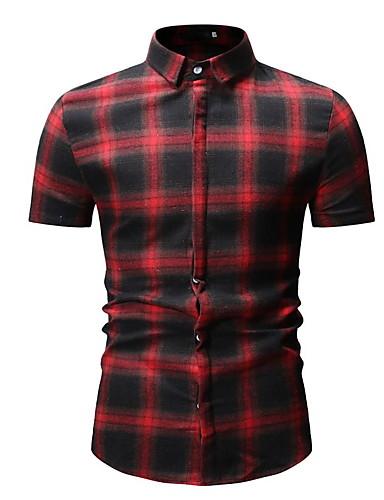 Hombres de la Camisa 2017 Camisas de Marca Hombres Casual
