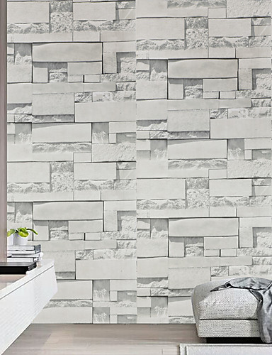 cheap 11.11 - Wallpapers Best Sale-Wallpaper Vinylal Wall Covering - Self adhesive Art Deco / Pattern