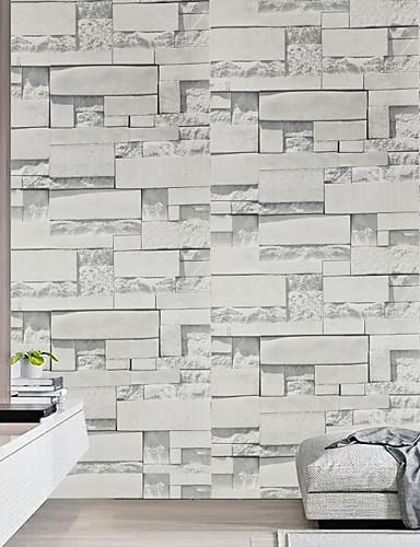 preiswerte Tapete-Tapete Vinylal Wandverkleidung - Selbstklebend Art Deco / Muster