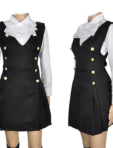 povoljno Anime cosplay-Inspirirana Inu x Boku SS Ririchiyo Shirakiin Anime Cosplay nošnje Japanski Cosplay Suits / Others / Luk Za Žene