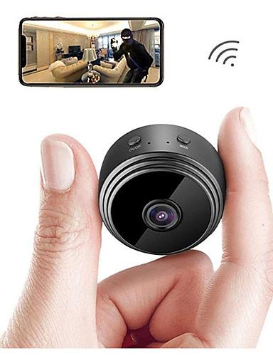 billige IP-kameraer-a9 ip kamera sikkerhet kamera mini kamera wifi mikro lite kamera videokamera videoopptaker utendørs nattversjon hjemmeovervåking hd trådløs fjernovervåkning telefon os android app 1080p