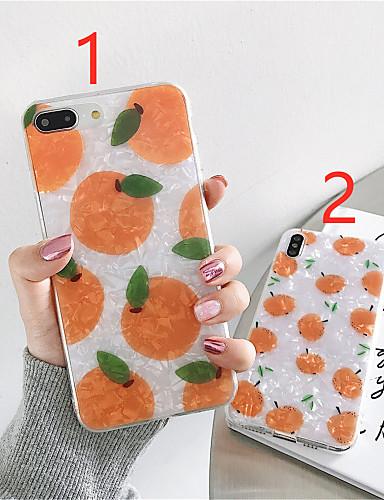 กรณีสำหรับ apple iphone xr / iphone xs max แบบปกหลังอาหาร soft tpu สำหรับ iphone x / xs / 6/6 บวก / 6 วินาที / 6 วินาทีบวก / 7/7 บวก / 8/8 บวก