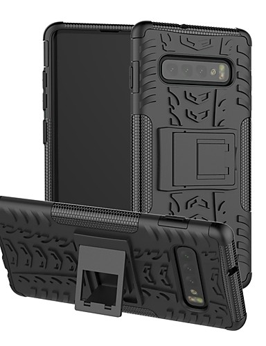 Case สำหรับ Samsung Galaxy S9 / S9 Plus / S8 Plus Shockproof / with Stand ปกหลัง เกราะ Hard พีซี