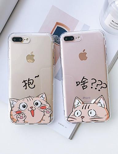 กรณีสำหรับรุ่นร้อน apple iphone xr iphone xs max แบบปกหลัง cat soft tpu สำหรับ iphone 6 6 พลัส 6 วินาที 6 วินาทีพลัส 7 8 7 บวก 8 บวก 8 xs xr xs xs สูงสุด