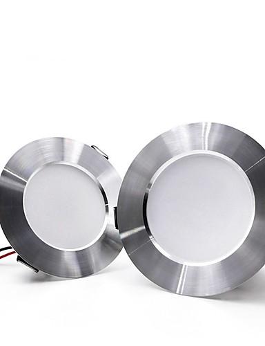 preiswerte LED Deckenlichter-5 Stück 9 W 95 lm 22 LED-Perlen Einbauleuchten Deckenleuchten 220-240 V kommerziell Zuhause / Büro Wohn- / Esszimmer / 65