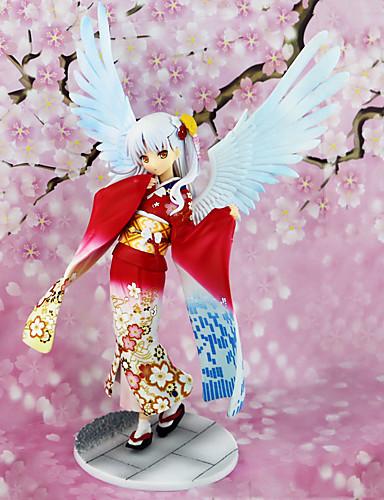 povoljno Maske i kostimi-Anime Akcijske figure Inspirirana AngelBeats Kanade Tachibana PVC 19 cm CM Model Igračke Doll igračkama