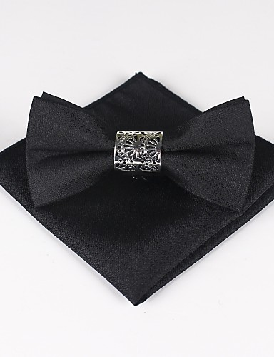 cheap Tuxedos & Suits-Men's Party / Basic Bow Tie - Solid Colored