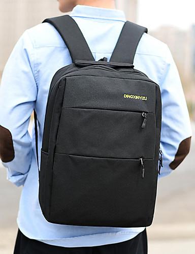 preiswerte Fuktionale Taschen-Herrn Reißverschluss Polyester Bag Set Volltonfarbe 3 Stück Geldbörse Set Schwarz / Blau / Rote