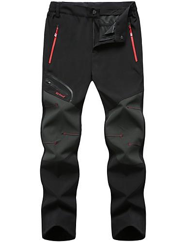 สำหรับผู้ชาย พื้นฐาน กางเกงวอร์ม กางเกง - สีพื้น สีดำ สีเทา อาร์มี่ กรีน XXXXL XXXXXL XXXXXXL