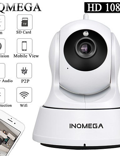 billige IP-kameraer-inqmega sky 1080p 2.0mp ptz ip kamera trådløs autosporing hjemmesikkerhetsovervåkningskamera 3,6 mm objektiv smart wifi kamera bevegelsesdeteksjon toveis lyd nattsyn telefonapp overvåking