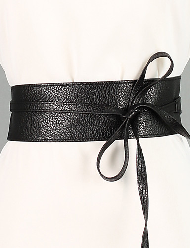 cheap Women's Accessories-Women's Cute Wide Belt - Vintage
