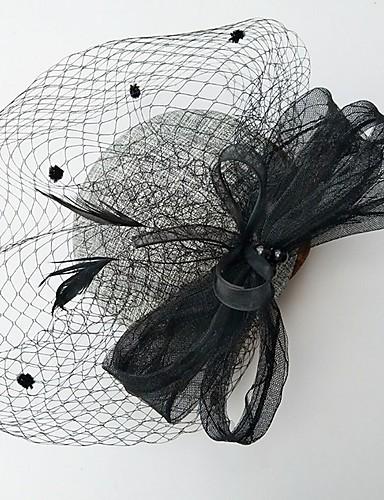 สำหรับผู้หญิง Kentucky Derby พิมพ์ดอกไม้ เส้นใยสังเคราะห์ พื้นฐาน-หมวกบัคเก็ต สีเทา