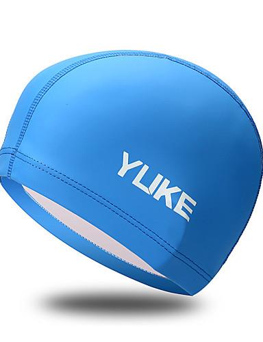 preiswerte Schwimmkappen-Schwimmkappen für Erwachsene Polyester / Polyamid Dehnbar Komfortabel Langlebig Schwimmen