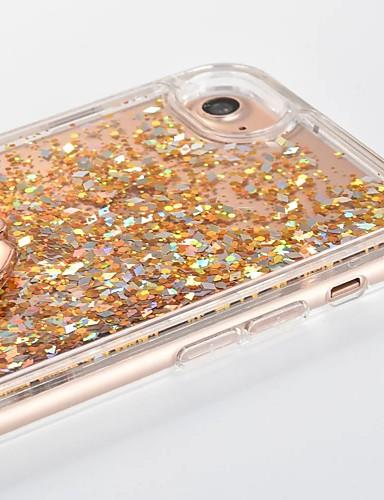 Case สำหรับ Apple iPhone 8 / iPhone 7 Shockproof / Transparent ปกหลัง สีพื้น Soft TPU