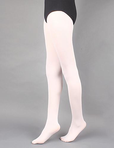 preiswerte Hochzeiten & Feste-Ballett Stumpfhosen Mädchen Training / Leistung POLY Einfarbig Socken