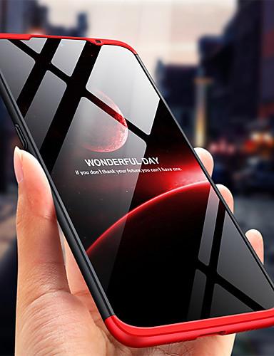 Case สำหรับ Xiaomi Xiaomi Mi Play / Xiaomi Mi Max 3 / Xiaomi Mi 8 Card Holder / Ultra-thin ตัวกระเป๋าเต็ม สีพื้น Hard พีซี