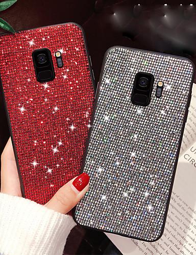 Case สำหรับ Samsung Galaxy S9 / S9 Plus / S8 Plus Glitter Shine ปกหลัง Glitter Shine Hard TPU