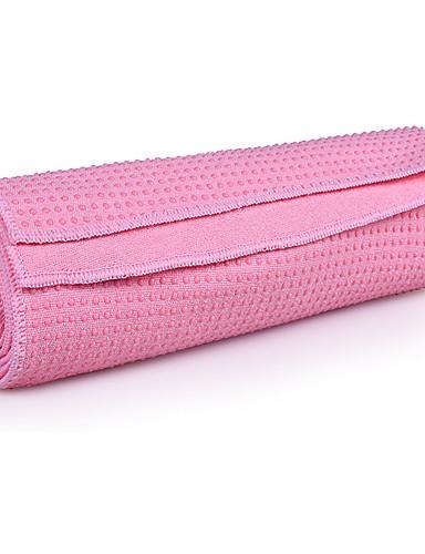 povoljno Vježbanje, fitness i joga-Yoga Mat Non Slip Složiv Udobnost Izdržljivost najfiniji vlakana Za Ametist Zelen Plava