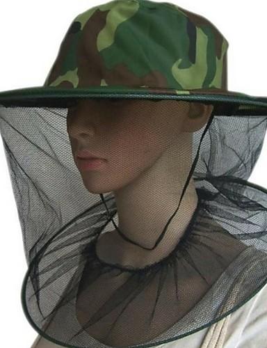 preiswerte Jagdzubehör das man einfach braucht-Herrn / Damen Jagdhut Atmungsaktiv, Anti-Insekten, Anti - Moskito Camping & Wandern / camuflaje