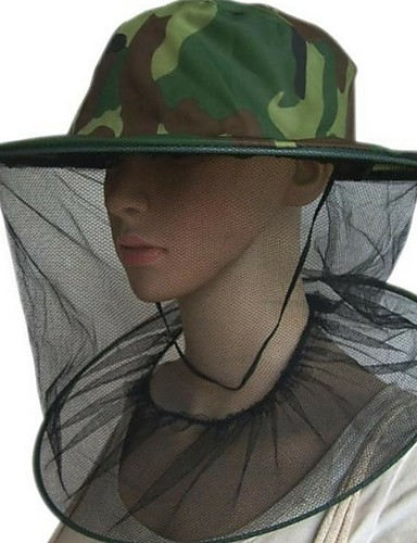 preiswerte Jagdhandschuhe & Hüte-Herrn / Damen Jagdhut Atmungsaktiv, Anti-Insekten, Anti - Moskito Camping & Wandern / camuflaje