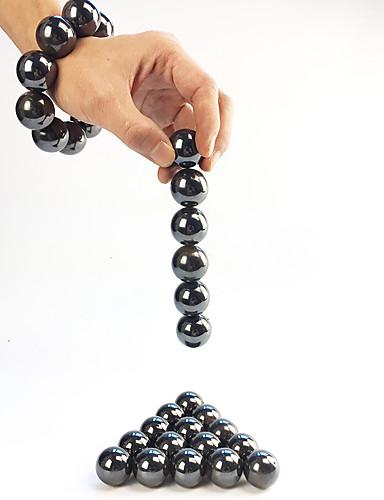 preiswerte Spielzeug & Hobby Artikel-27 pcs Magnetspielsachen Magnetisches Spielzeug Magnetische Bälle Magnetspielsachen Bausteine Puzzle Würfel Stress und Angst Relief Fokus Spielzeug Büro Schreibtisch Spielzeug Lindert ADD, ADHD