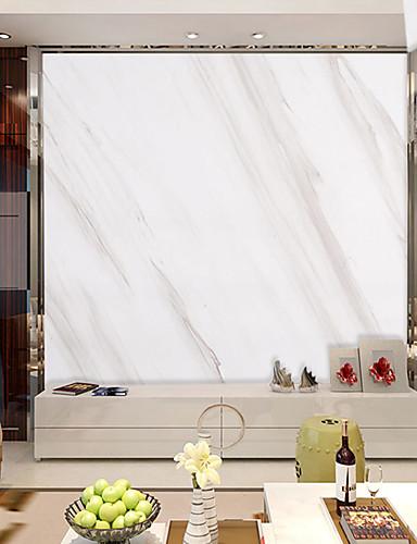 preiswerte Tapete-Wasserdichte selbstklebende Tapete mit Marmormuster