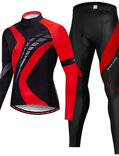 XSU349 Road Mens Racing MTB Cycling Short Sleeve Tights Suit