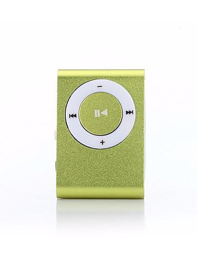 preiswerte Audio & Video für Ihr Zuhause-tragbare Mini-MP3-Player-Unterstützung von 32 GB Micro-SD-SD-Karte mit Kopfhörer