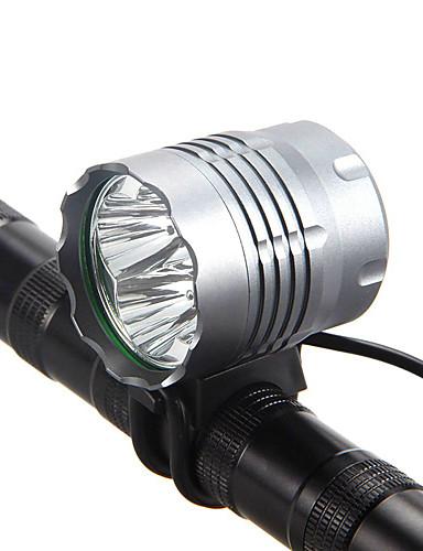 povoljno Biciklizam-LED Svjetla za bicikle Prednje svjetlo za bicikl Svjetlo za bicikle Baterijska svjetiljka LED Brdski biciklizam Bicikl Biciklizam Vodootporno Super Bright Prijenosno Jednostavna primjena 18650 3600 lm