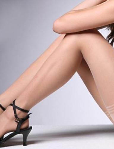 preiswerte Damen Socken & Strumpfwaren-Damen Socken Medium Schwarz Beige