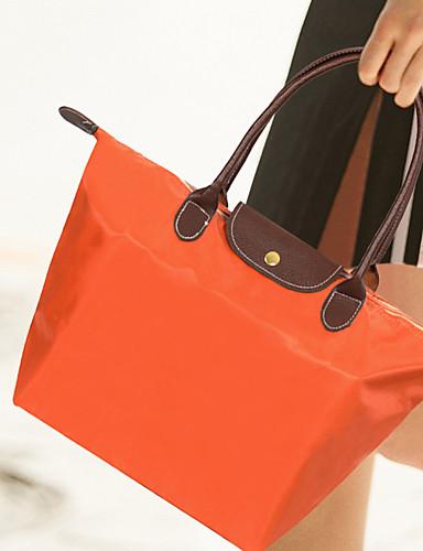 preiswerte Elegante Taschen für Damen-Damen Taschen Nylon Umhängetasche für Formal / Draussen / Büro & Karriere Fuchsia / Rot / Hellblau