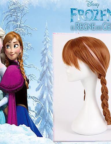 povoljno Maske i kostimi-Cosplay Wigs Inspirirana Cosplay Frozen Anime Cosplay Pribor Others Ostali materijal Sve Zabava / Halloween Halloween kostime