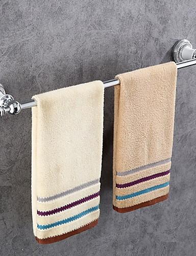 preiswerte Bad-Handtuchhalter Neues Design / Cool Moderne Edelstahl 1pc 1-Handtuchstange Wandmontage