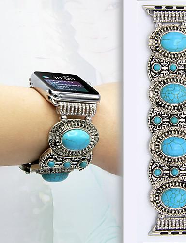 טורקיז smartwatch הלהקה עבור Apple Watch סדרה 4/3/2/1 iwatch רצועת