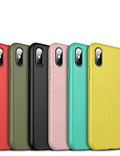 מגן עבור Apple iPhone XS / iPhone XR / iPhone XS Max עמיד בזעזועים כיסוי אחורי אחיד רך סיליקון