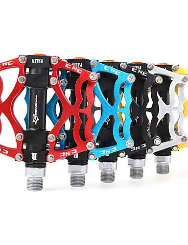 preiswerte Pedale-Pedale Radsport / Geländerad / Rennrad Extraleicht(UL) Aluminiumlegierung - 2 pcs Silber / Rot / Blau