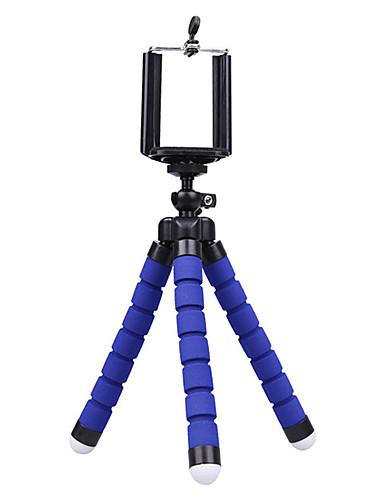 בעל גמיש תמנון חצובה סוגר selfie הרחבת לעמוד