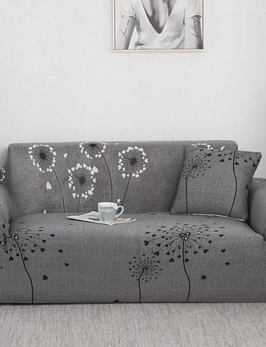 preiswerte Textilien für Zuhause-Sofabezug Romantisch Garngefärbt Polyester / Baumwoll Mischung Überzüge