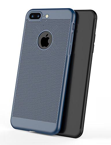 מגן עבור Apple iPhone 7 Plus אולטרה דק כיסוי אחורי אחיד קשיח PC