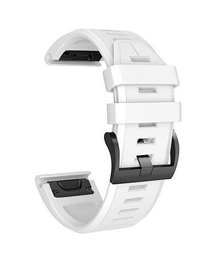 צפו בנד ל Approach S60 / Fenix 5 / Fenix 5 Plus Garmin רצועת ספורט סיליקוןריצה רצועת יד לספורט