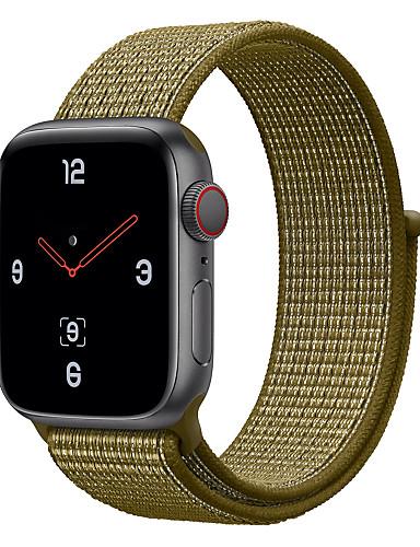 להקה לצפות בסדרה לצפות Apple 4/3/2/1 תפוח milanese לולאה ניילון רצועת היד
