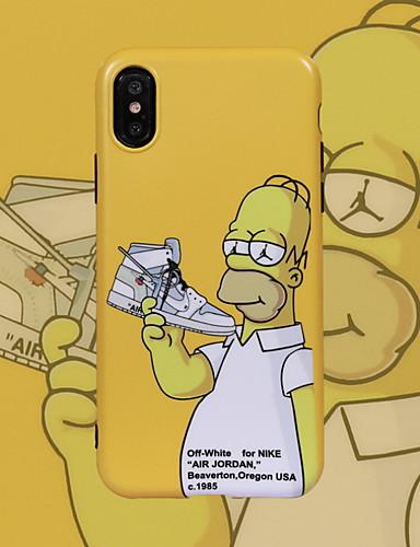 מגן עבור Apple iPhone XS / iPhone XR / iPhone XS Max תבנית כיסוי אחורי אנימציה רך TPU
