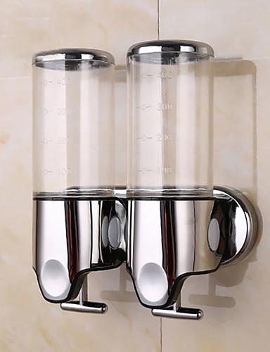 preiswerte Accessoires für das Bad-Seifenspender Kreativ Moderne Edelstahl 1pc - Bad Wandmontage